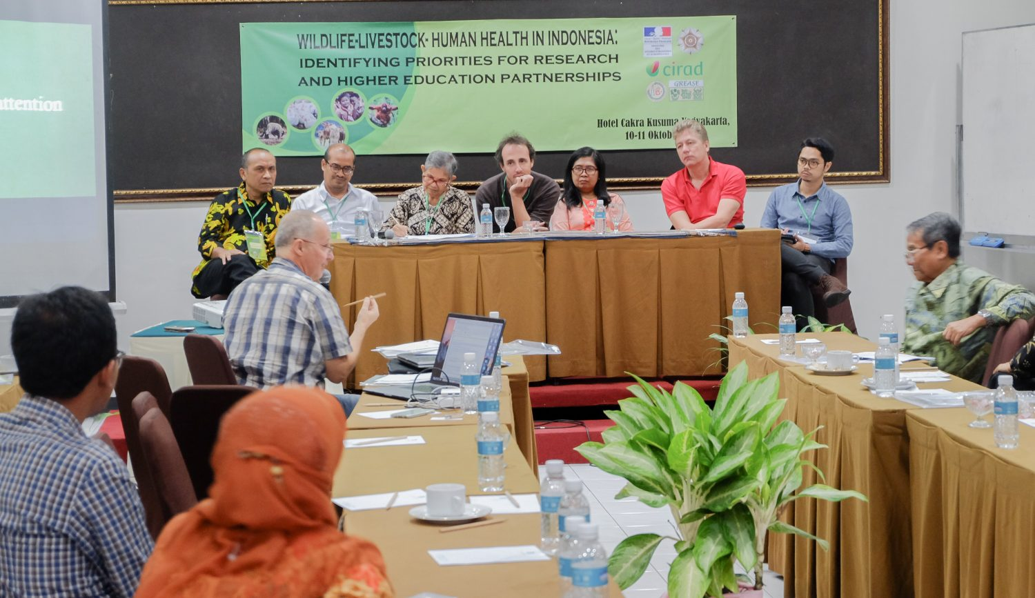 One Health Collaborating Center UGM